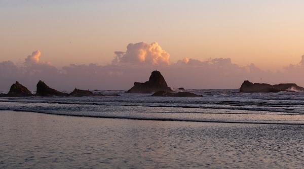 Ruby Beach Sunset 4-8217 - Portfolio - Neil Sims Photography