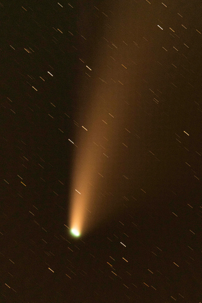 Neowise Comet-4038 - Astrophotography - Neil Sims Photography