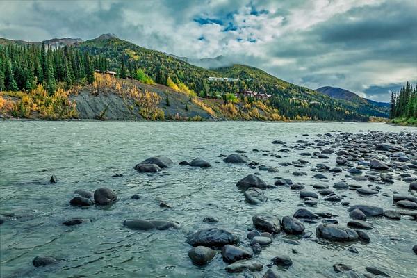Alaska Denali Horseshoe Trail - National Parks - Klevens Photography