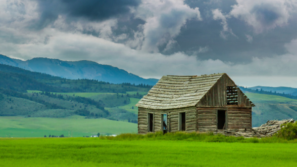 Country Storm - Naturescapes - Klevens Photography