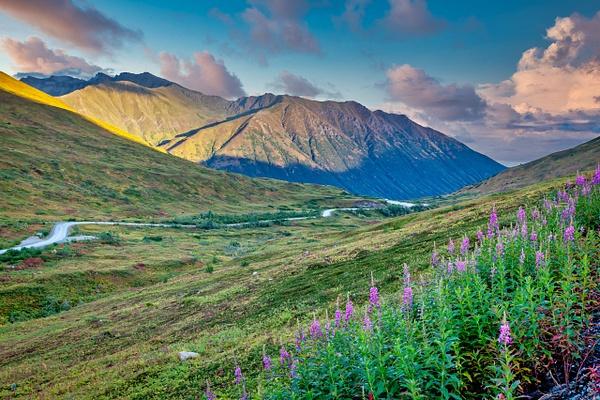 Alaska Hatcher Pass - Naturescapes - Klevens Photography