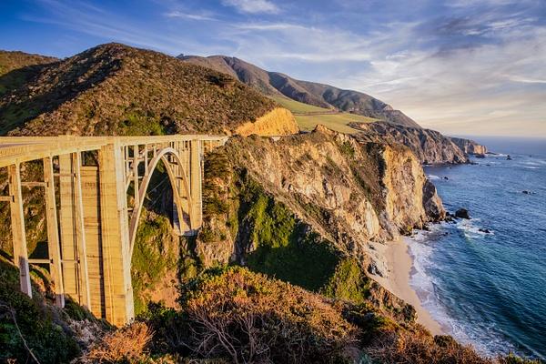 Bixby Bridge View - Home - Klevens Photography
