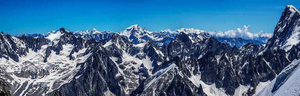 Mont Blanc_Panorama
