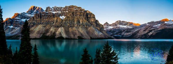 Bow Lake2 - Home - Walter Nussbaumer Photography