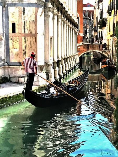 Gondola ride Venezia - Europe - ImageN8