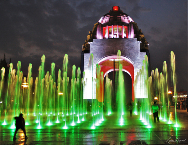 Monument Revol. - Mexico - ImageN8