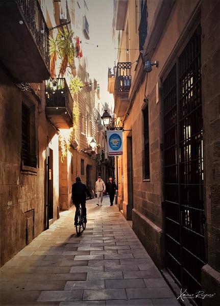 Alley strall - Spain - ImageN8