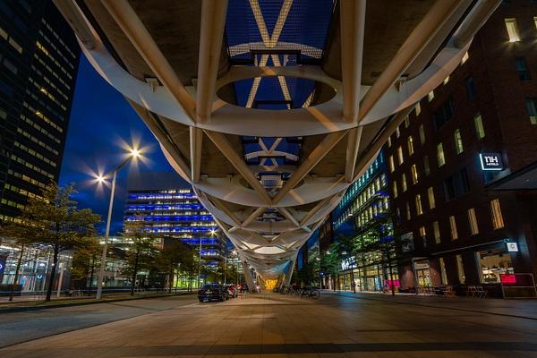 Den Haag tramway - Cityscape - Michel Voogd Photography