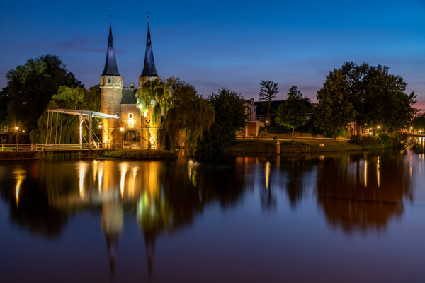 Delft Oostpoort - Cityscape - Michel Voogd Photography