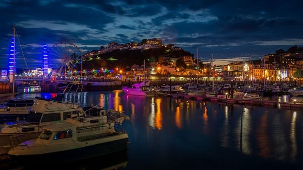 Torquay at night - Travel - Michel Voogd Photography