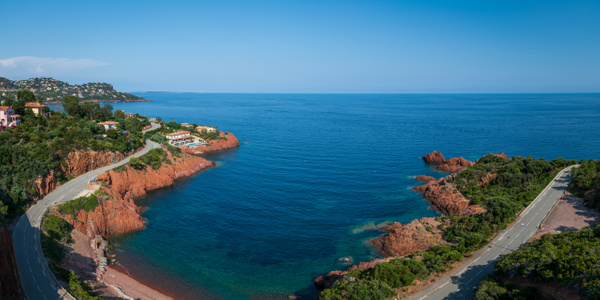 Le Trayas panorama - Travel - Michel Voogd Photography