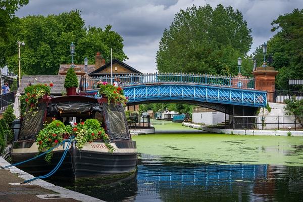 London Little Venice - Travel - Michel Voogd Photography