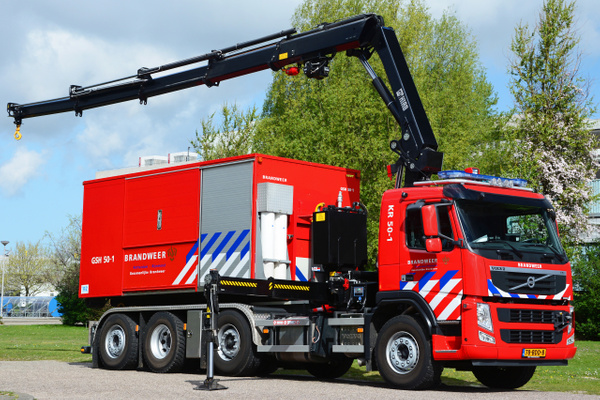 Prime Mover Rotterdam - Emergency Vehicles - Michel Voogd Photography