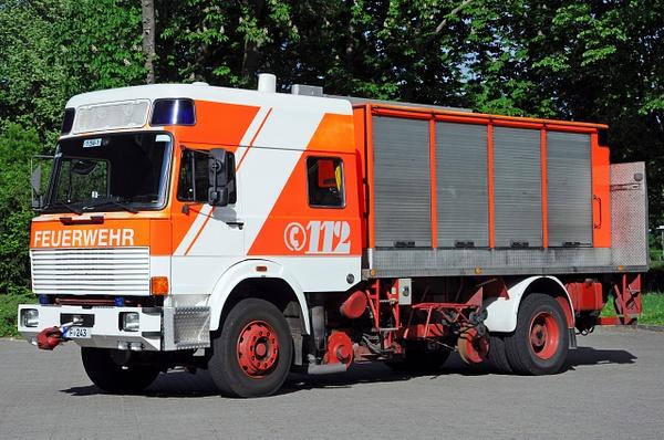 Rescue Frankfurt am Main - Emergency Vehicles - Michel Voogd Photography