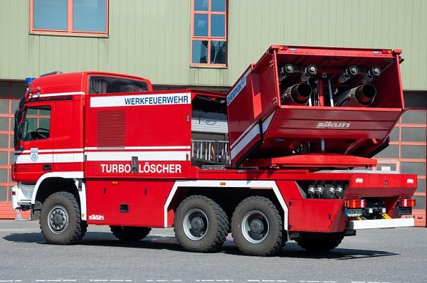 Turbolöscher Bayer - Emergency Vehicles - Michel Voogd Photography