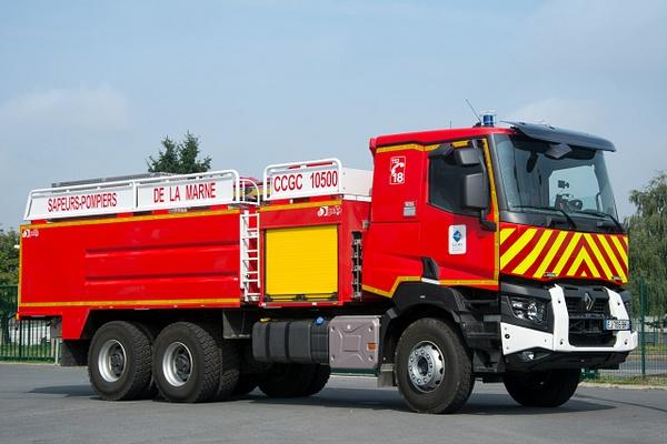 Watercarrier Montmirail - Emergency Vehicles - Michel Voogd Photography