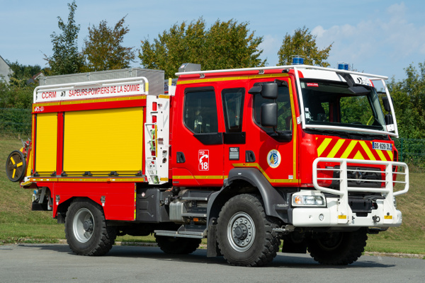 Rural pump Doullens - Emergency Vehicles - Michel Voogd Photography