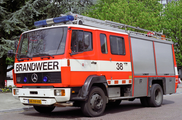 Pump Den Haag - Emergency Vehicles - Michel Voogd Photography