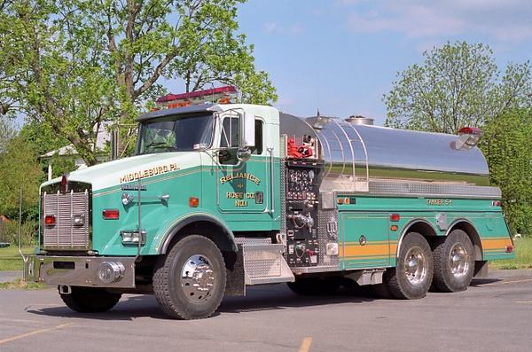 Tanker Middleburg - Emergency Vehicles - Michel Voogd Photography