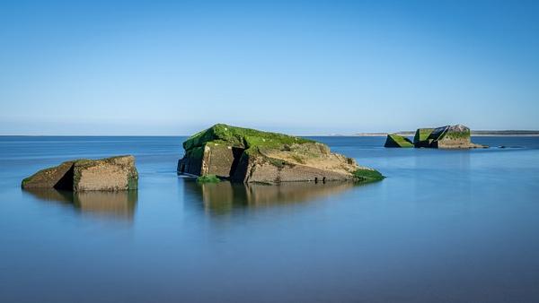 Rockanje bunker - Landscape - Michel Voogd Photography