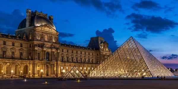 Paris Louvre - Cityscape - Michel Voogd Photography