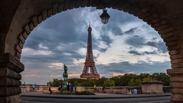 Paris Eiffel Tower - Travel - Michel Voogd Photography