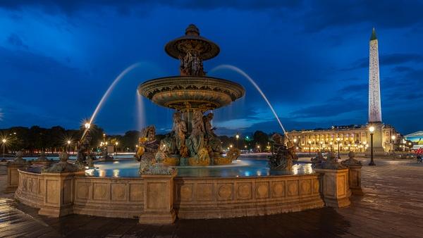 Paris Concorde - Travel - Michel Voogd Photography
