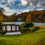 Stourhead autumn hike