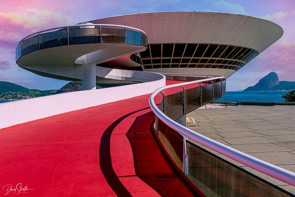 MAC Niteroi - Cityscapes - Doug Stratton Photography
