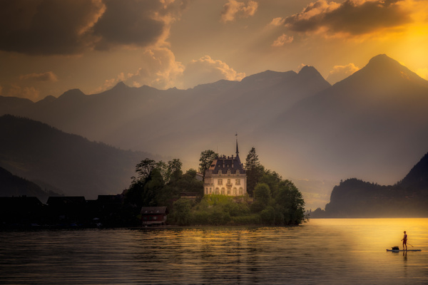 Lake-Brienz-Brienzersee-Kanton-Bern - Marko Klavs Photography