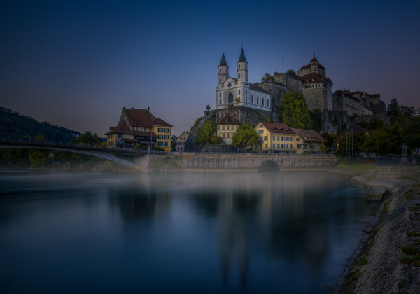 Aarburg-Mist - City And Architecture - Marko Klavs Photography