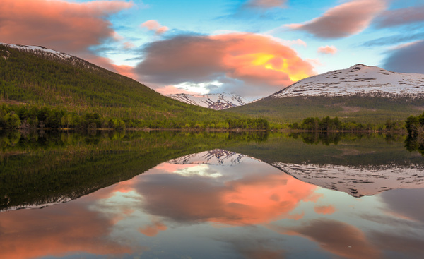 Somewhere in Norway by Saad Najam