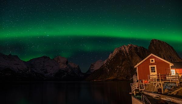 Lofoten Islands 2 by Saad Najam