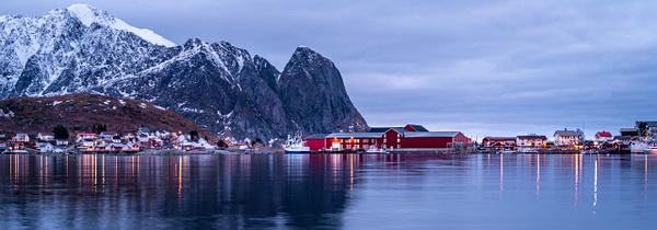 Lofoten Islands 4 by Saad Najam