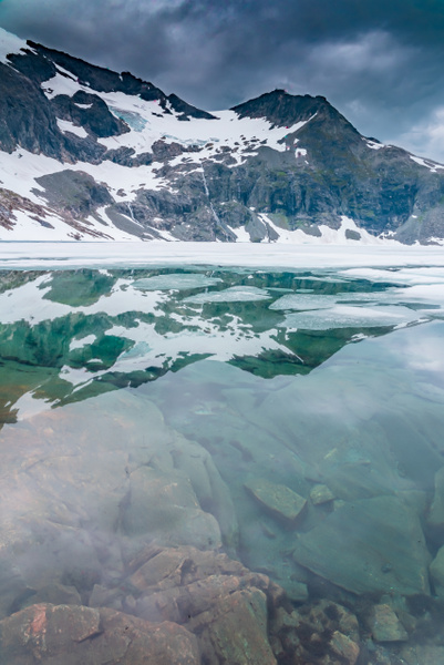 Bispen lake2 by Saad Najam