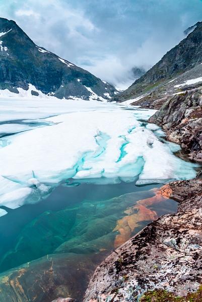 Bispen lake 3 by Saad Najam