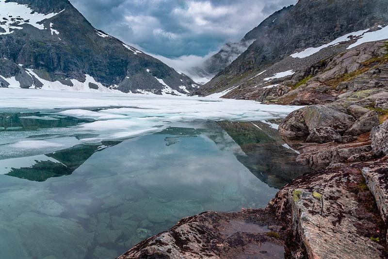 Bispen lake 1