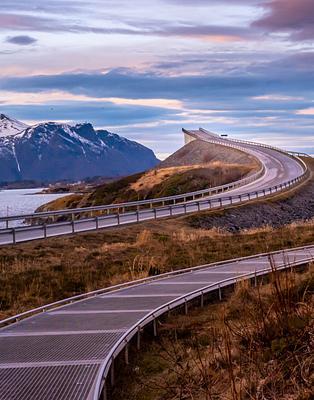 Norway winter 2019