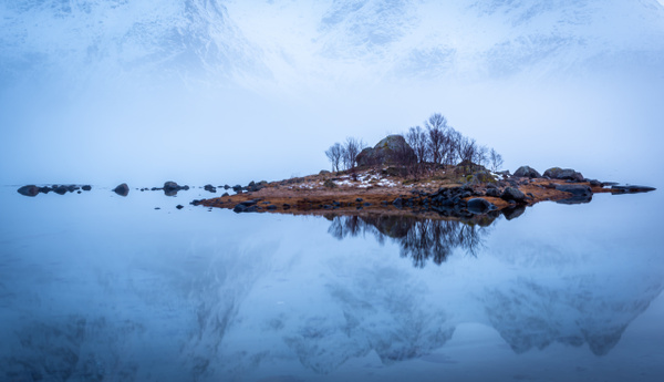 Somewhere in Norway 1 by Saad Najam