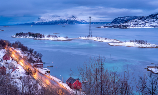 Somewhere in Norway 2 by Saad Najam