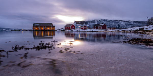 Somewhere in Norway 4 by Saad Najam
