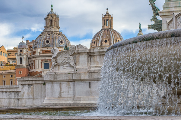 Rome 4 by Saad Najam