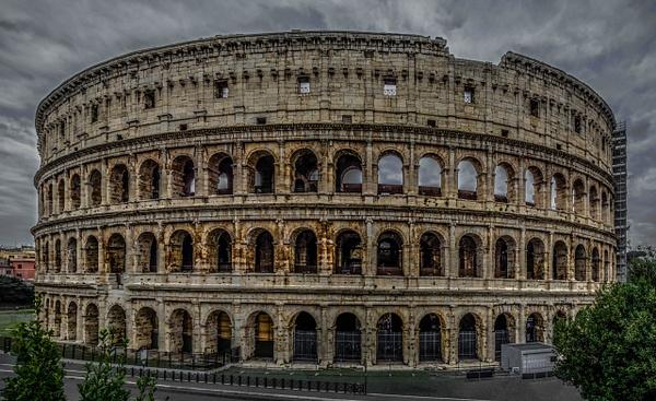 Rome 1 by Saad Najam