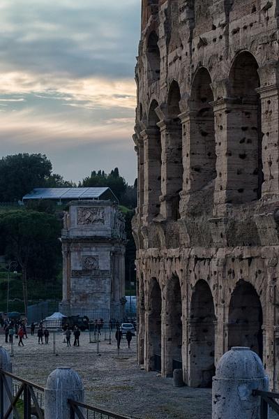 Rome 2 by Saad Najam