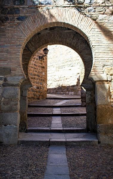 Toledo City Spain - Architecture - Nicola Lubbock Photography