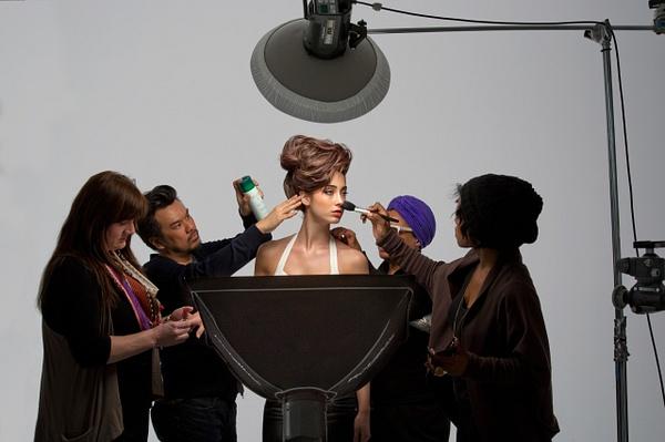 NYC 2 Beauty Shot Production - Fashion & Beauty - Scott Kelby