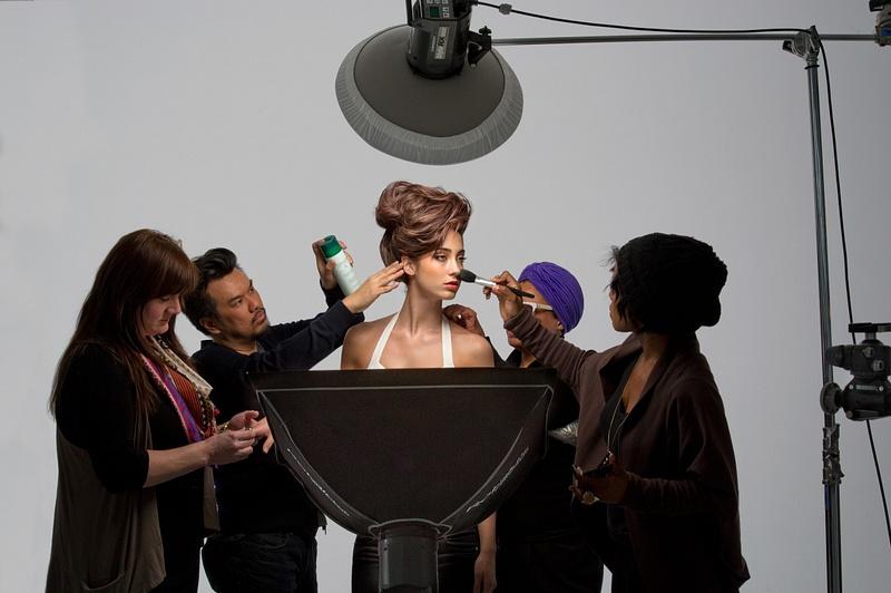 NYC 2 Beauty Shot Production