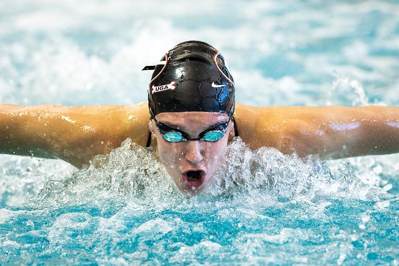Swimming final 1