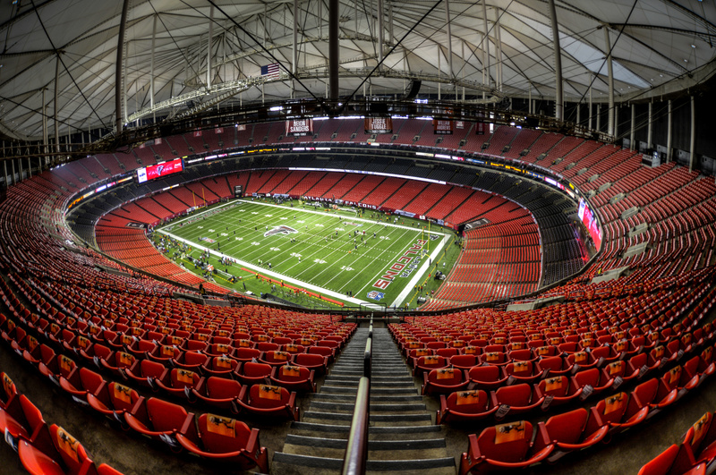 Fisheye Stadium 2