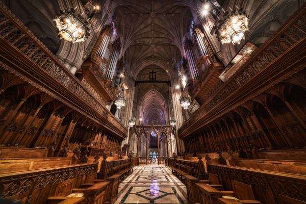 National Cathedral 2 by Scott Kelby